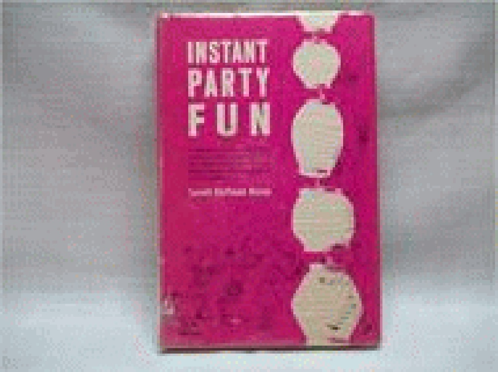 Image for Instant Party Fun