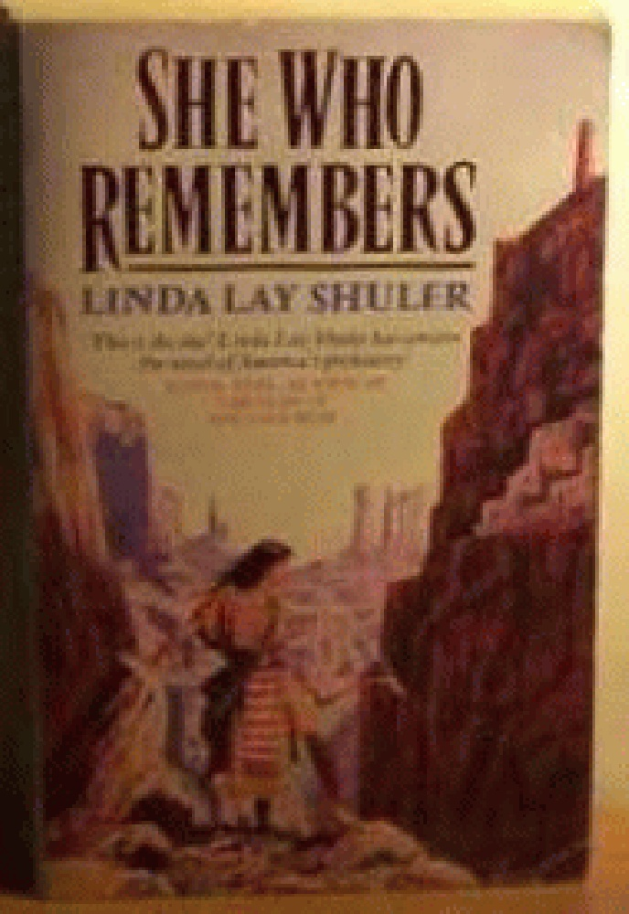 Image for She Who Remembers