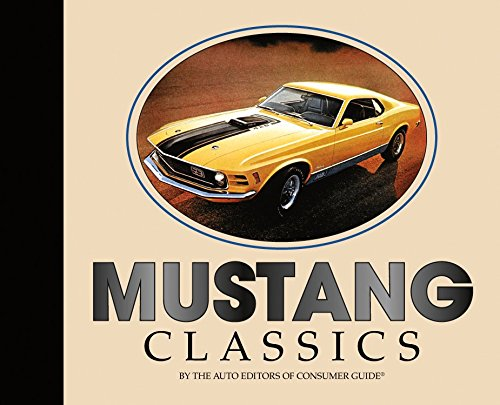 Image for Mustang Classics